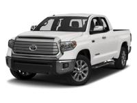 New Arrival! 4WD, Low miles for a 2016! Navigation,