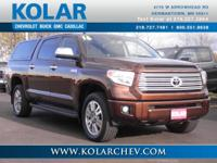 ATTENTION!! Get down the road in this flexible Tundra,