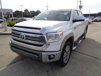 The 2016 Tundra pickup is Toyotas largest and most