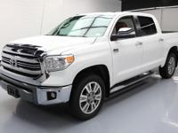 This awesome 2016 Toyota Tundra 4x4 comes loaded with