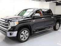 2016 Toyota Tundra with 1794 Edition,5.7L V8