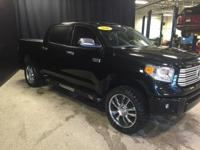 4WD, Black, Black w/Leather Seat Trim, ABS brakes,