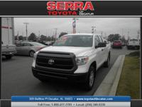At Serra Toyota of Decatur, YOU'RE #1! Wow! Where do I