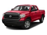 Toyota Certified, CARFAX 1-Owner. SR5 trim. Satellite