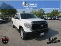 LOW MILES, 4WD, BLUETOOTH!  This 2016 Toyota Tundra