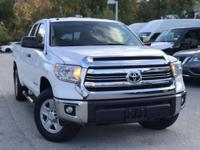 2016 Toyota Tundra White Odometer is 1121 miles below