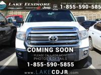 This 2016 Toyota Tundra 2WD Truck SR5 is proudly