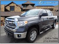 CARFAX 1-Owner, ONLY 7,765 Miles! SR5 trim, MAGNETIC