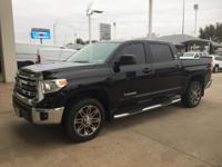 We are excited to offer this 2016 Toyota Tundra 2WD