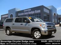 Options:  2016 Toyota Tundra Crewmax Crewmax Sr5 Pickup