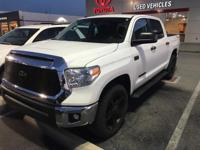 This outstanding example of a 2016 Toyota Tundra 2WD