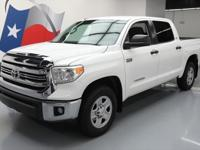2016 Toyota Tundra with 5.7L V8 Engine,Cloth