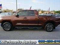 Toyota Tundra SR5 Double Cab TRD Off Road. CARFAX