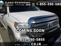 You can find this 2016 Toyota Tundra 4WD Truck SR5 and