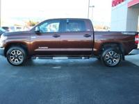 Options:  2016 Toyota Tundra 4Wd Truck Sr5| Additional