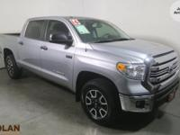 Introducing the 2016 Toyota Tundra! It just arrived on