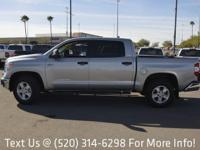 Options:  2016 Toyota Tundra 4Wd Crewmax 5.7L Ffv V8