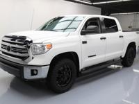 2016 Toyota Tundra with TSS Off-Road Package,5.7L V8