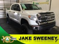 Our One Owner 2016 Toyota Tundra Crew Cab 4WD presented