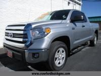 Check out this 2016 Toyota Tundra 4WD Truck SR5. Its