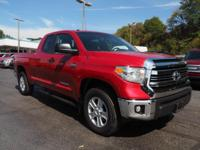 2016 Toyota Tundra SR5 New Price! CARFAX One-Owner.