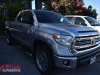From mountains to mud, this Silver 2016 Toyota Tundra