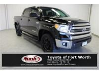 Look at this 2016 Toyota Tundra 4WD Truck SR5. Its