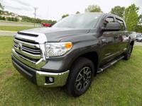 CARFAX 1-Owner. TRD Pro trim. Leather, Nav System,
