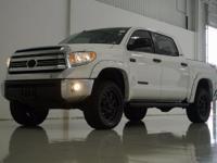 2016 Toyota Tundra SR5 in Super White, 4WD, This Tundra