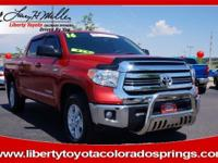 LOW MILES - 9,705! BARCELONA RED METALLIC exterior and