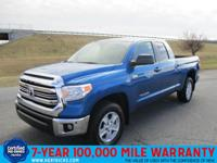 Check out this gently-used 2016 Toyota Tundra 4WD Truck