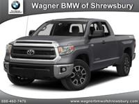 You can find this 2016 Toyota Tundra 4WD Truck TRD Pro