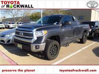 CARFAX One-Owner. Clean CARFAX. 2016 Toyota Tundra SR5
