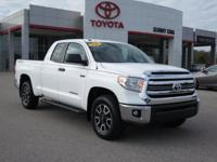 5.7L V8! One Owner! Non-Smoker! TRD Off Road Package w/