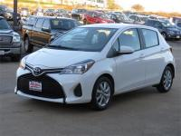 Check out this gently-used 2016 Toyota Yaris we