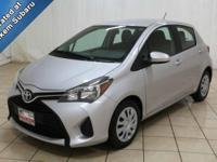 Options:  2016 Toyota Yaris L|Miles: 18927Color: