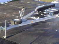 20'- 22' Tandem Axle Boat Trailer / All Aluminum Main