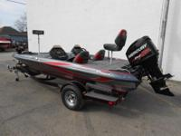 (620) 842-9136 ext.799 2016 Triton 189TRX equipped with