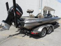(620) 842-9136 ext.850 2016 Triton 21 TRX equipped with