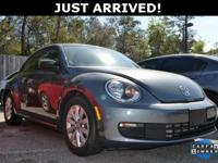 Just Reduced! This Beetle features: Touchscreen Radio,