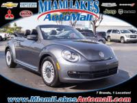 *** MIAMI LAKES CHEVROLET *** Low miles indicate the