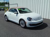 2016 Volkswagen Beetle CARFAX One-Owner. Odometer is