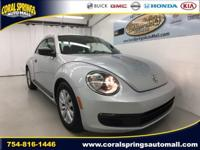 Options:  2016 Volkswagen Beetle 1.8T