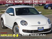 Options:  2016 Volkswagen Beetle|Check Out This 2016