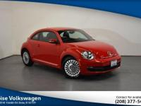 CARFAX One-Owner. 34/25 Highway/City MPG At VW Audi