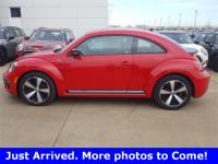 2016 Volkswagen Beetle R-Line FWD 6-Speed DSG Automatic