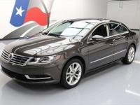 2016 Volkswagen CC with 2.0L Turbocharged I4