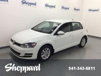 GREAT MILES 19,853! TSI S trim, PURE WHITE exterior and