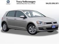 Options:  2016 Volkswagen Golf Tsi S 4-Door|Silver|2016