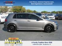This 2016 Volkswagen Golf R in is well equipped with: